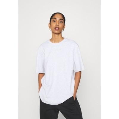 アディダスオリジナルス Tシャツ レディース トップス Basic T-shirt - grey