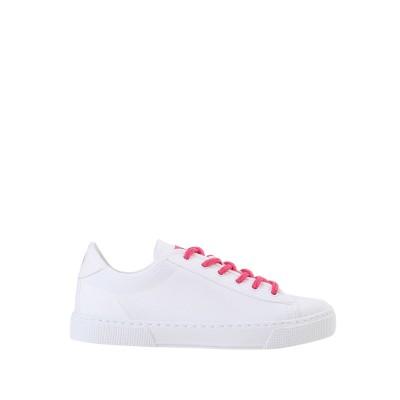 IRENEISGOOD スニーカー&テニスシューズ(ローカット) ホワイト 40 紡績繊維 スニーカー&テニスシューズ(ローカット)