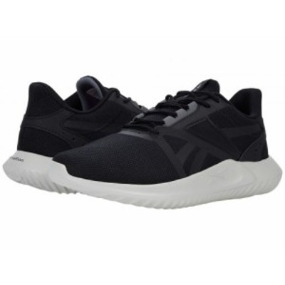 Reebok リーボック メンズ 男性用 シューズ 靴 スニーカー 運動靴 EnergyLux 3.0 Core Black/Pure Grey【送料無料】