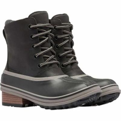 ソレル Sorel レディース ブーツ シューズ・靴 Slimpack III Lace Boot Black