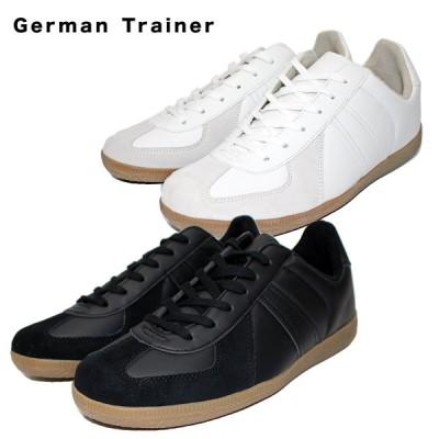 限定ポイント5倍 新品 復刻 ドイツ軍 BW ジャーマントレーナー トレーニングシューズ スニーカー  忠実 復刻 ミリタリー トレーニング
