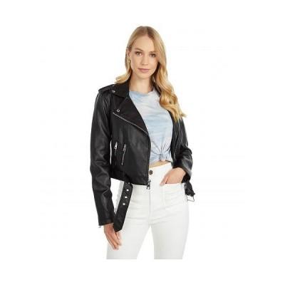 Levi's(R) リーバイス レディース 女性用 ファッション アウター ジャケット コート ライダージャケット Faux Leather Fashion Moto - Black