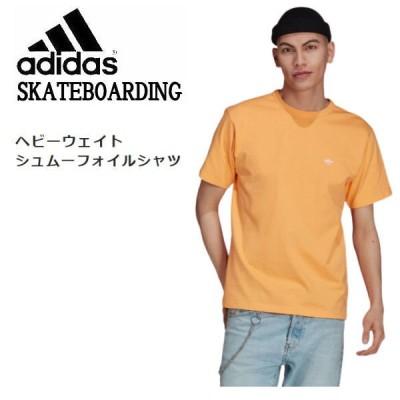 アディダス ADIDAS ヘビーウェイト シュムーフォイル GENDER NEUTRAL マーク・ゴンザレス メンズ   ジェンダーニュートラル Tシャツ スケートボード M/L/O/XO