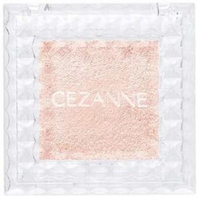 セザンヌ シングルカラーアイシャドウ 01 パールベージュ 1.0g