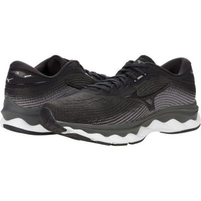 ミズノ Mizuno メンズ ランニング・ウォーキング シューズ・靴 Wave Sky 5 Black