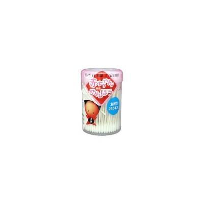 平和メディク ライフ赤ちゃん専用めんぼう210本ケース ベビー ベビー衛生用品 お手入れ用品