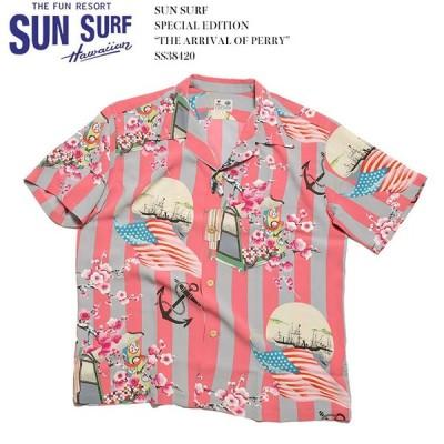 "SUN SURF  (サンサーフ) スペシャルエディション ""THE ARRIVAL OF PERRY""  SS38420"