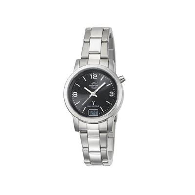 Master Time Radio Controlled Basic Series Ladies Watch MTLA-10303-21M 並行輸入品