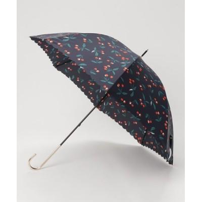 B'2nd / Wpc.(ダブリュー・ピー・シー)LONG UMBRELLA/チェリー/16568-09 WOMEN ファッション雑貨 > 長傘