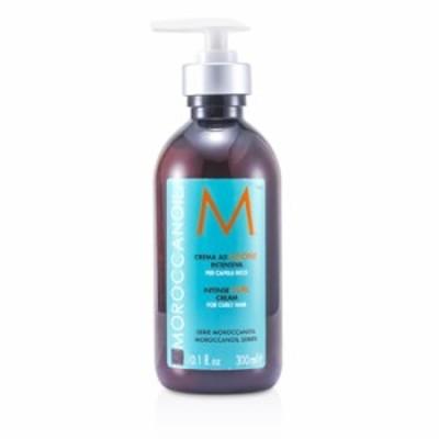 (ヘアクリーム) モロッカンオイル インテンス カール クリーム(カールの効いたくせ毛の方用) 300ml/10.1oz