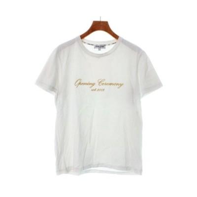 OPENING CEREMONY(レディース) オープニングセレモニー Tシャツ・カットソー レディース