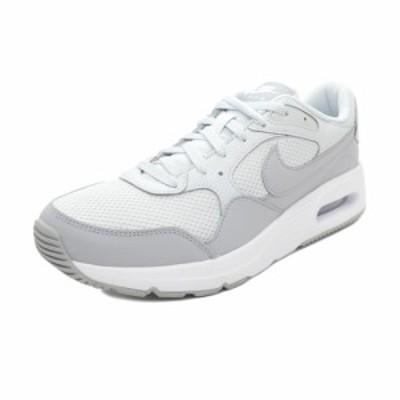 スニーカー ナイキ NIKE エアマックスSC ピュアプラチナ/ウルフグレー/ホワイト CW4555-001 メンズ シューズ 靴 21HO