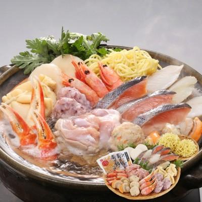 札幌/榮屋 北の寄せ鍋セット
