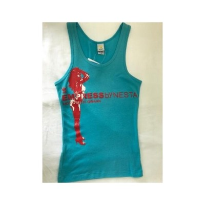 EMPRESS ノースリーブTシャツ レディース