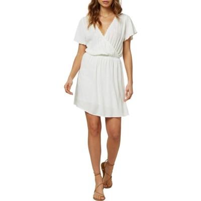 オニール O'Neill レディース ワンピース ワンピース・ドレス Nolita Dress Winter White
