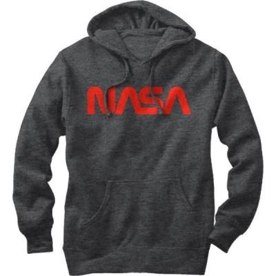 フィフス サン Fifth Sun メンズ パーカー トップス NASA Classic Logo Pull Over Hoodie