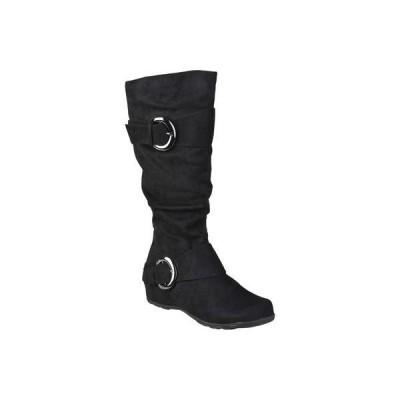 ジュルネ コレクション レディース ブーツ・レインブーツ シューズ Jester-01 Boot - Wide Calf