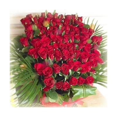 ビズフラワーアレンジメントバラ100本 開店 会社 お祝い イベント 贈り物 薔薇 感謝 華やか 豪華