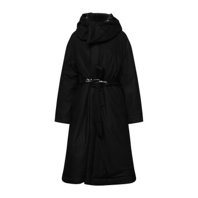 ワイスリー Y-3 コート ブラック XXS バージンウール 80% / ナイロン 20% コート