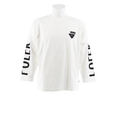 Tシャツ メンズ 長袖 RVR SMTRELOP  S18AW-POLER-005AOFW