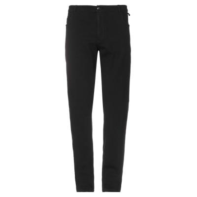 LAB. PAL ZILERI パンツ ブラック 46 コットン 98% / ポリウレタン 2% パンツ