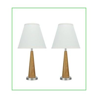 """アスペンクリエイティブ???高Transitional木製テーブルランプ 21 1/2"""" Height Table Lamp 40095 1"""