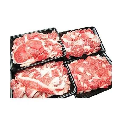 オカザキ食品 宮崎牛バラ 切落とし 500g×4 牛肉 冷凍 国産 すき焼き 炒め物 和牛 宮崎
