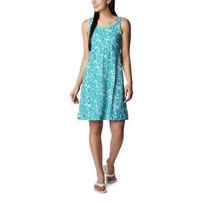 【ポイント最大24倍!!】(取寄)コロンビア レディース フリーザー 3 ドレス Columbia Women's Freezer III Dress Tropic Water Kona Print