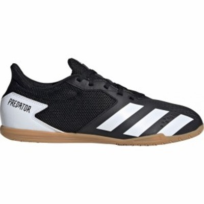 アディダス adidas メンズ サッカー シューズ・靴 Predator 20.4 Sala Indoor Soccer Shoes Black/White
