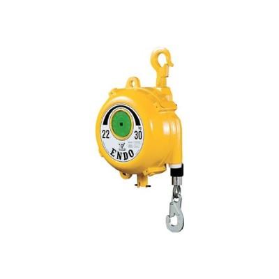 遠藤工業(株) ENDO スプリングバランサー ELF−15 9〜15Kg 2.5m ELF15 1台入 (コード3374904)