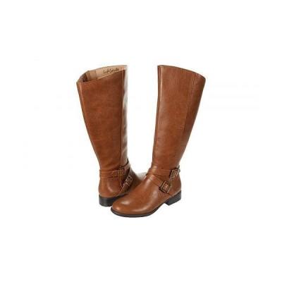 LifeStride ライフストライド レディース 女性用 シューズ 靴 ブーツ ロングブーツ Xion Wide Calf Exclusive - Tan