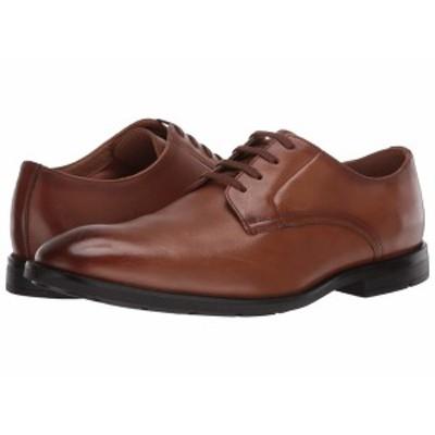 クラークス メンズ ドレスシューズ シューズ Ronnie Walk Tan Leather