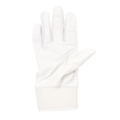アシックス野球守備用 BEG370.0101.J-Rホワイト