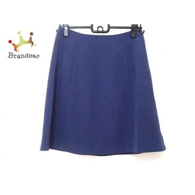 マルティニーク martinique スカート サイズ2 M レディース ブルー       スペシャル特価 20200413
