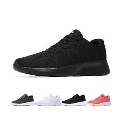 [ラクヨ] スニーカー レディース ランニングシューズ ウォーキングシューズ 超軽量 靴下付き おおきいサイズ ?