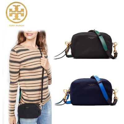 TORY BURCH ☆ Perry Mini Nylon Crossbody