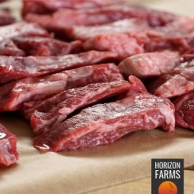 モーガン牧場ビーフ USDA チョイス ハラミ 焼肉用 スライス 300g 最高品質