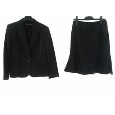 ラルフローレン RalphLauren スカートスーツ サイズ13 L レディース 黒【中古】20200401