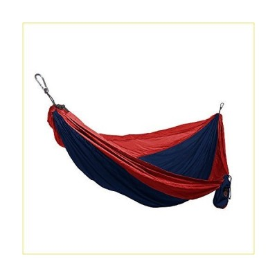 GRAND TRUNK Double Hammock for Two - Assorted Colors