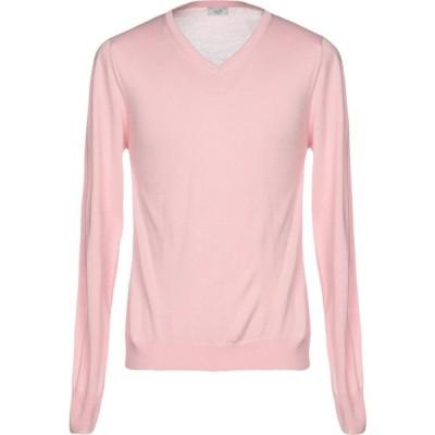 リウジョー LIU JO MAN メンズ ニット・セーター トップス sweater Pink