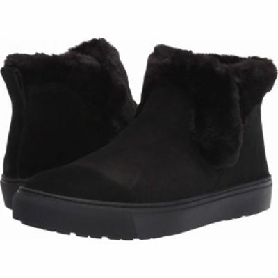 クーガー Cougar レディース ブーツ シューズ・靴 Duffy Waterproof Black Suede