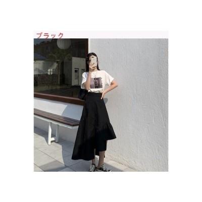 【送料無料】スカート 女 夏 学生 韓国風 ハイウエスト | 364331_A62725-8799765