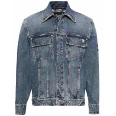 tommy-jeans トミー ジーンズ ファッション 男性用ウェア ジャケット tommy-hilfiger flag-print-oversized-den