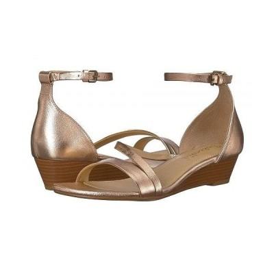 Splendid スプレンデッド レディース 女性用 シューズ 靴 ヒール Stefano - Rose Gold Metallic Tumbled Leather