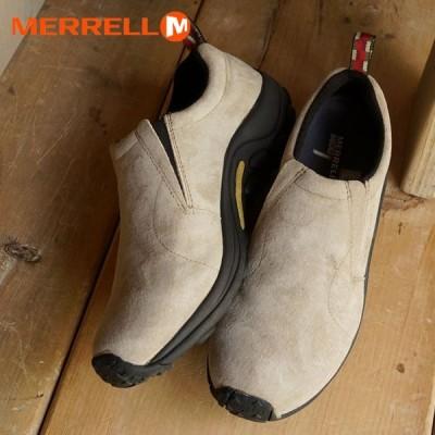 メレル MERRELL 靴 ジャングルモック ウィメンズ TAUPE  60802