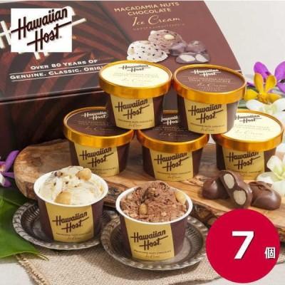 お歳暮 ギフト ハワイアンホースト マカデミアナッツチョコアイス  AH-HH 7個 お礼 お返し 内祝い 出産祝い お祝