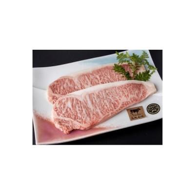 米子市 ふるさと納税 鳥取和牛オレイン55 サーロイン「ステーキ」180g×2枚(大山ブランド会)