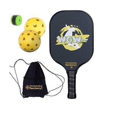 <新品>SWIDI Pickleball Paddles, Pickleball Set, Pickleball Paddle, Pickleball, Pickle Ball Game Set, Pickleball Balls, Wow SKI Pickleb