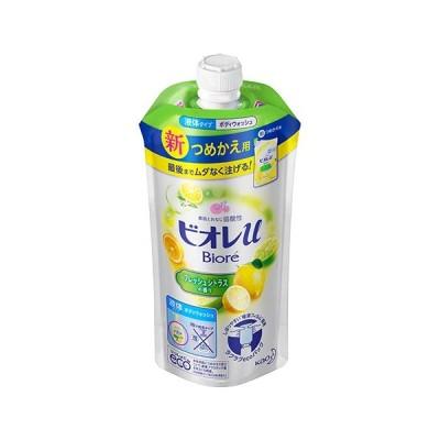 [花王]ビオレu フレッシュシトラスの香り 詰替え 340ml