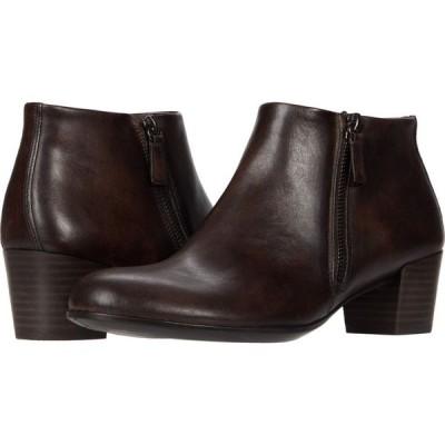 エコー ECCO レディース ブーツ シューズ・靴 Shape 35 Zip Boot Cocoa Brown